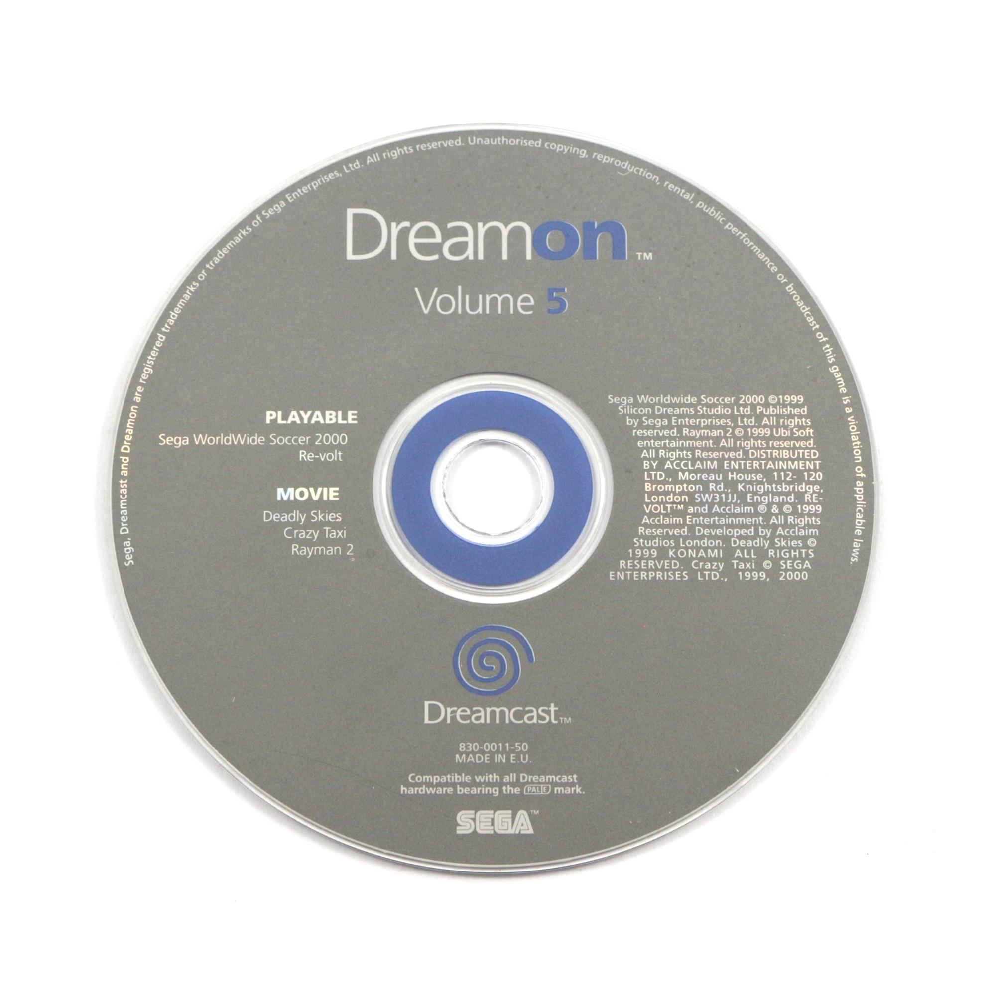 Dreamon Vol. 5