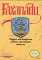 Faxanadu [Canadian Version] [Rev-A]
