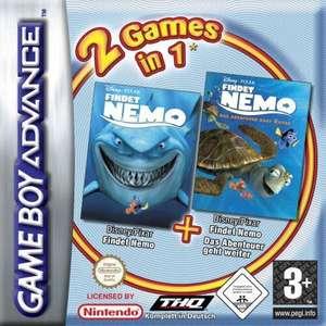 2 in 1: Findet Nemo 1 + 2 / Finding Nemo 1 + 2