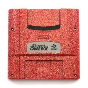 Super GameBoy Adapter SNSP-027 für Mario, Tetris, Pokemon usw. #Custom Design