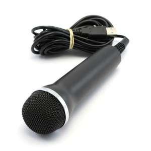 Mikrofon / Microphone mit USB Anschluss [verschiedene Hersteller]