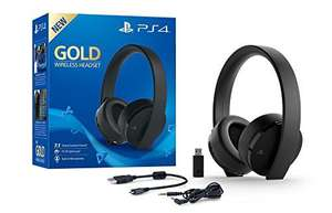 Original Wireless Gold 7.1 Surround Headset