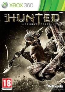 Hunted: Die Schmiede der Finsternis / The Demon's Forge