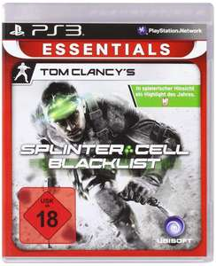 Tom Clancy's Splinter Cell: Blacklist [Essentials]