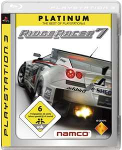 Ridge Racer 7 [Platinum]