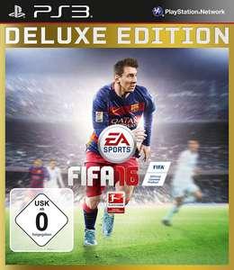 Fifa 16 #Deluxe Edition