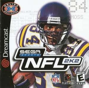 Sega Sports: NFL 2K2