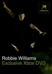 Robbie Williams Exclusive Xbox Disc