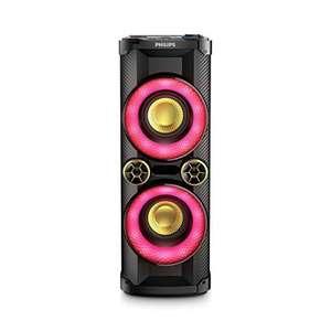 SA 189: NTX400 Nitro Party Sound Tower #schwarz-rot [Philips] BESCHÄDIGT