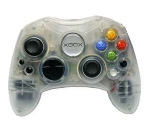Original Controller S #Crystal [Microsoft]