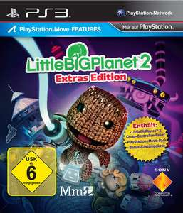 Little Big Planet 2 #Extras Edition