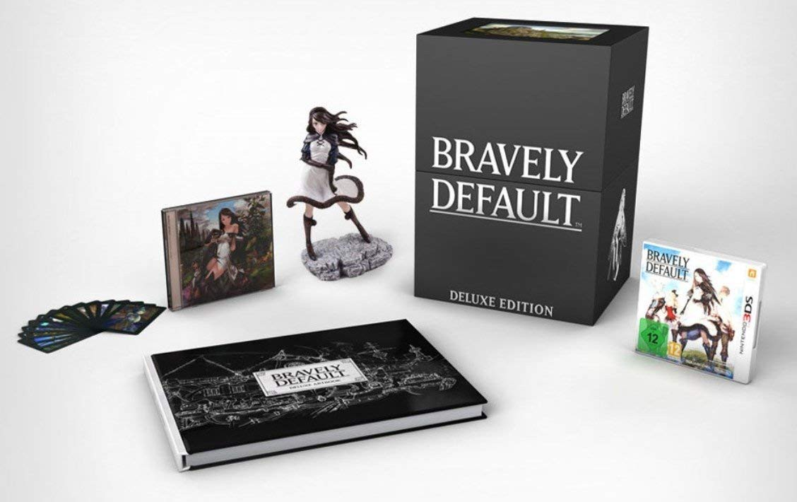 Bravely Default #Deluxe Edition