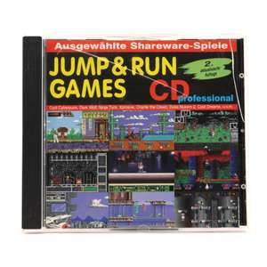 CD-Professional: Jump & Run Games 2