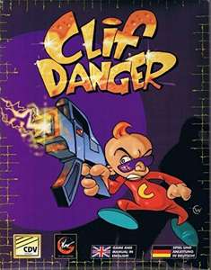 Clif Danger / CDR-3020
