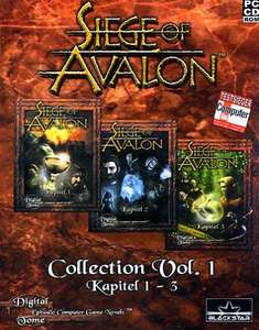 Siege of Avalon: Collection Vol.1 / Kapitel 1-3