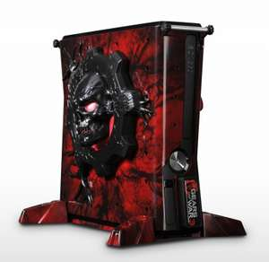 Vaults Gears of War 3 Gehäuse Standfuss