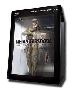 Metal Gear Solid 4: Guns Of Patriots #Special Edition