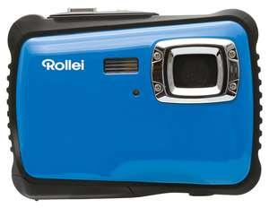Outdoor Kamera + Tasche 12 MP Sportsline 64 #blau [Rollei]