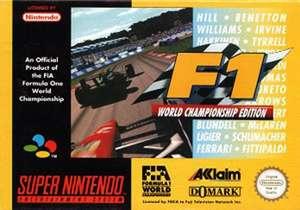 F1 / Formula One World Championship Edition