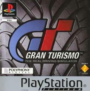 Gran Turismo [Platinum]