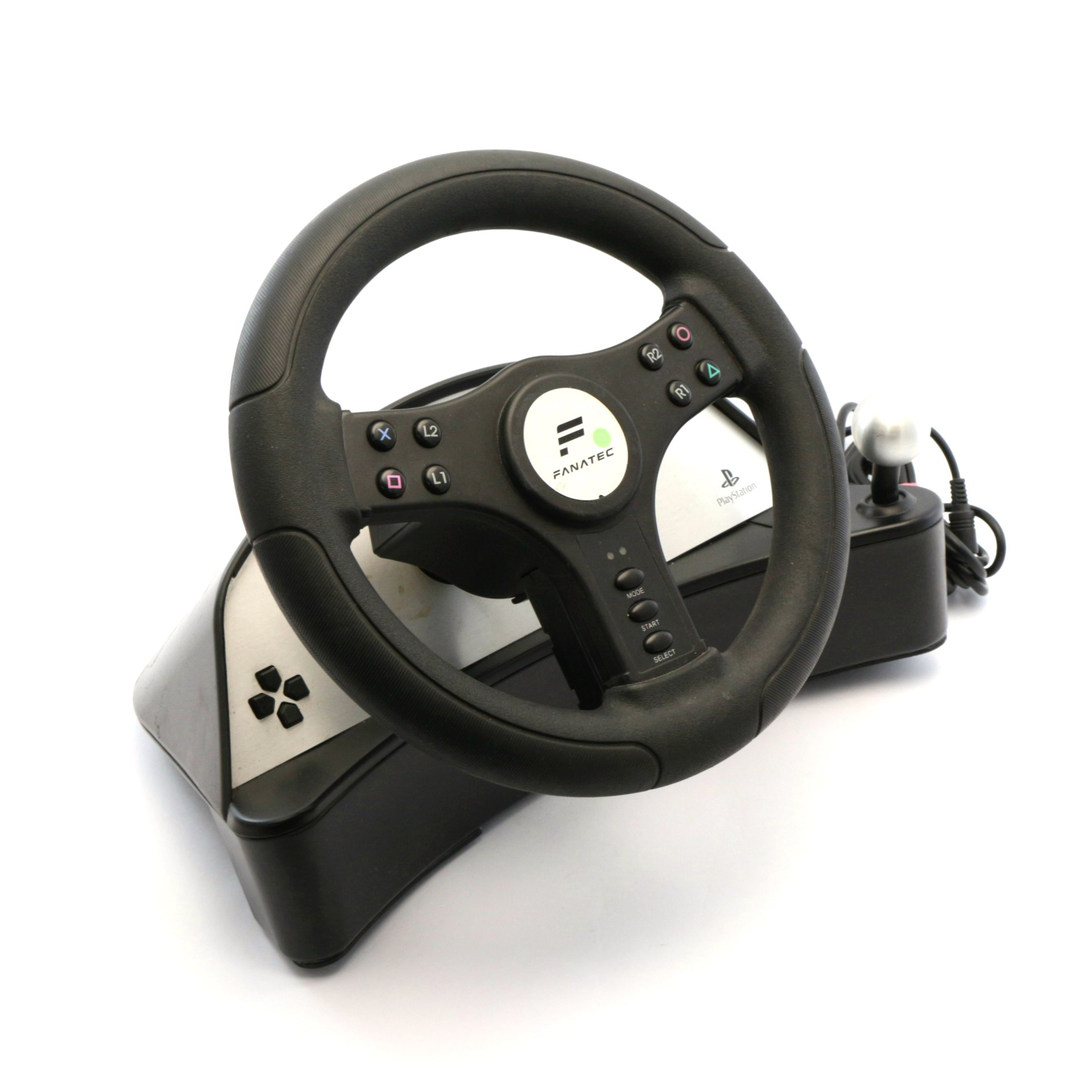 Lenkrad / Racing / Steering Wheel #Speedster 2 [Fanatec]