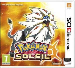 Pokemon Sonne / Soleil