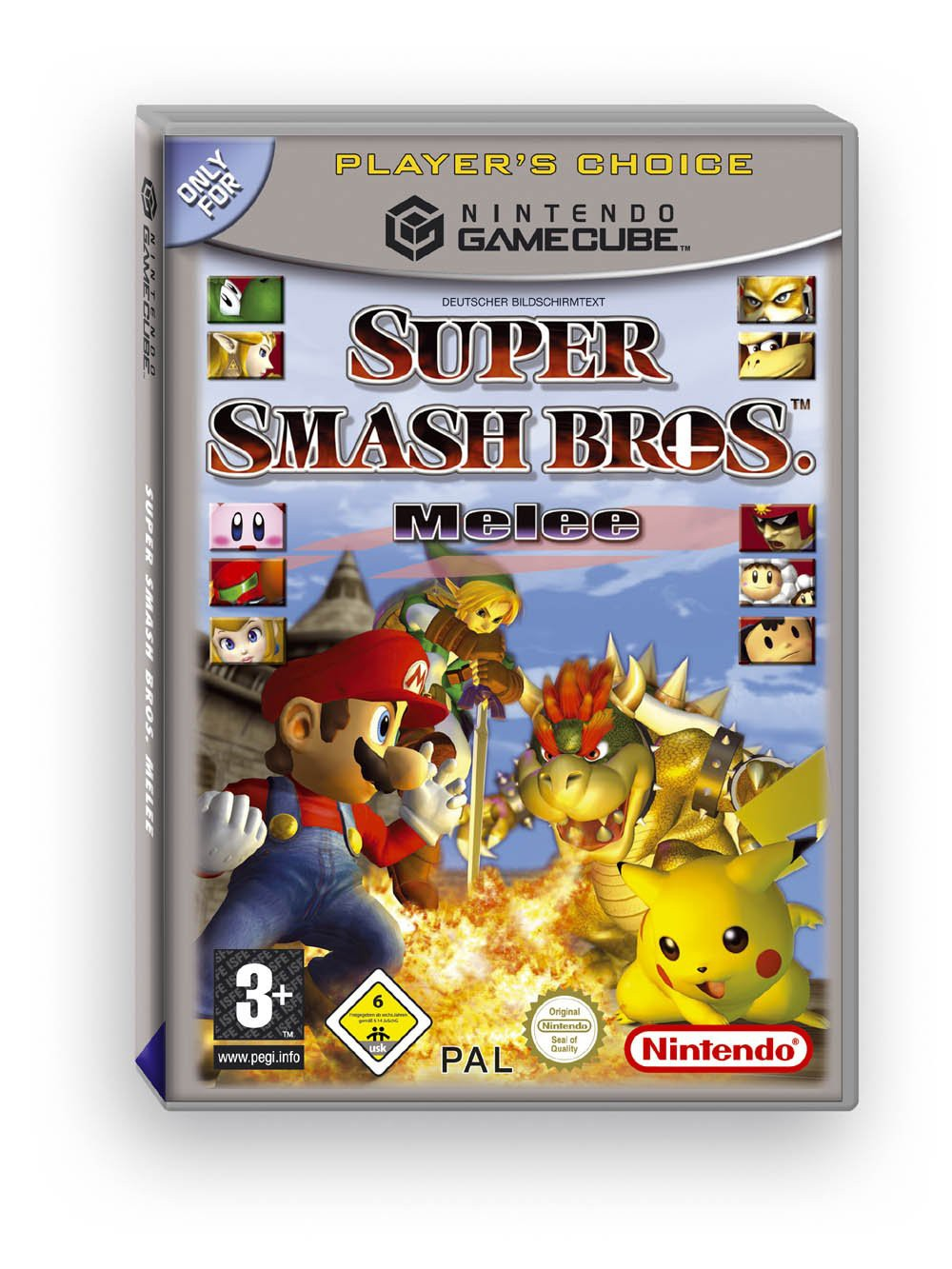 GameCube - Super Smash Bros. Melee [Player Choice]