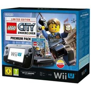 Konsole 32 GB #schwarz Lego City Undercover Premium Pak + Spiel