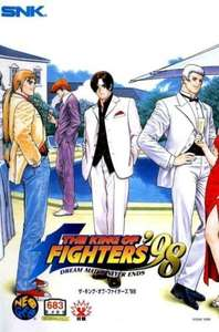 King of Fighters '98 / 683 Megs