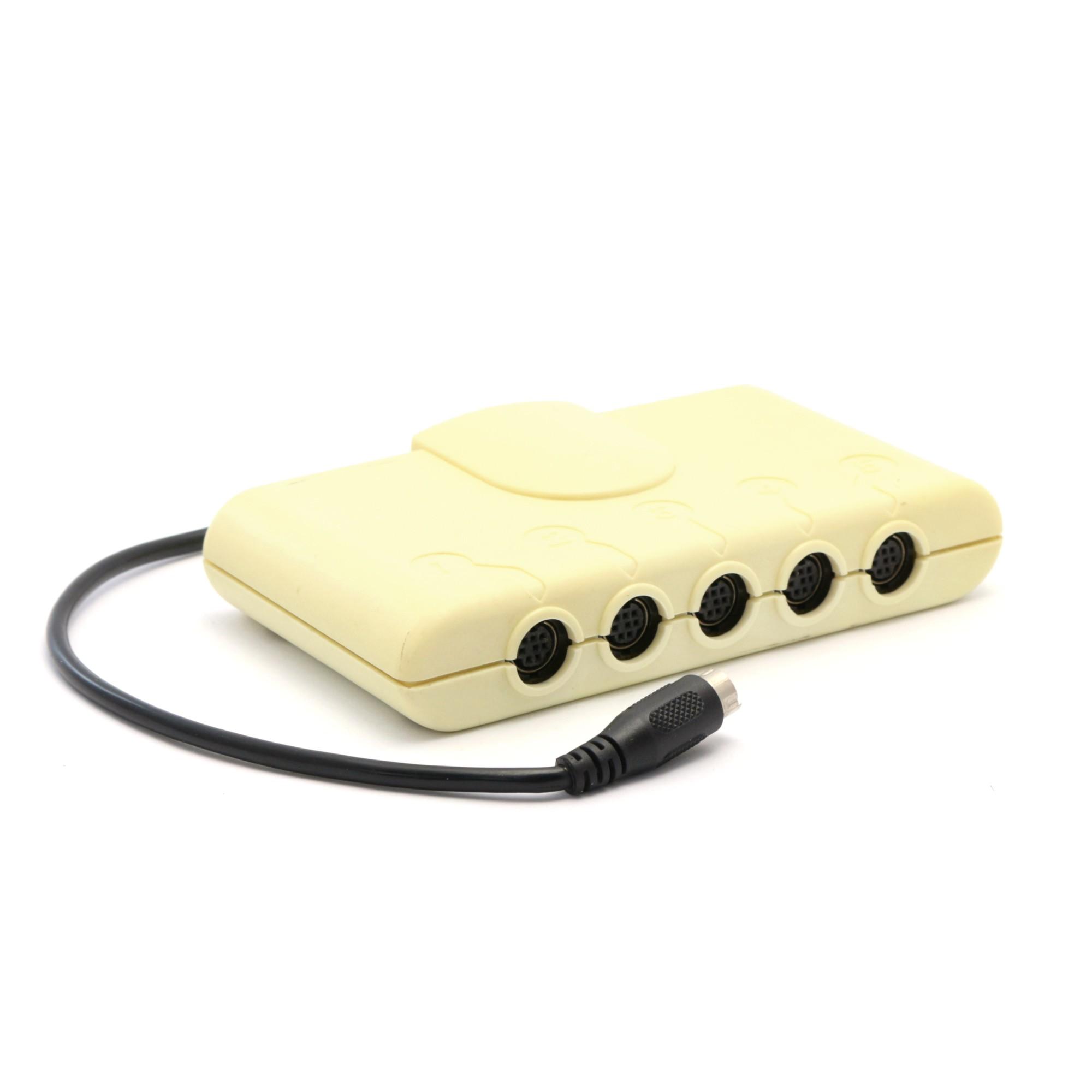 Multitap / 5 Spieler Adapter #Turbo Tap
