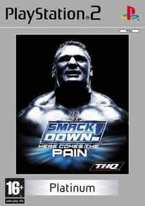 WWE SmackDown! Here comes the Pain [Platinum]