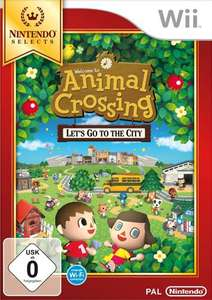 Animal Crossing: Let's Go to the City [Nintendo Selects]
