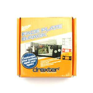 Face plate 8-Pack [Draxter]