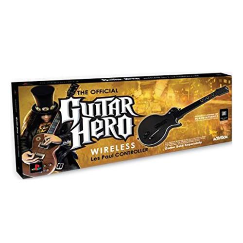 Guitar Hero Wireless Les Paul