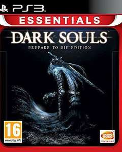 Dark Souls #Prepare To Die Edition [Essentials]
