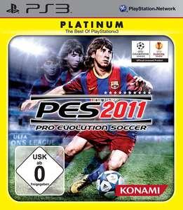 Pro Evolution Soccer 2011 / PES 11 [Platinum]