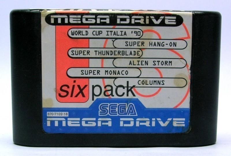 Six Pack - 6 Spiele bundle