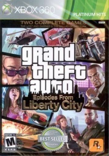 Grand Theft Auto / GTA: Episodes from Liberty City [Platinum Hits]