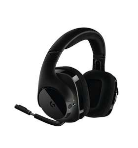 G533 Wireless Gaming Headset DTS 7.1 [Logitech]