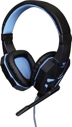Prime Gaming Headset #schwarz-blau [AULA]