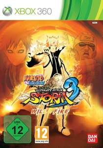 Naruto Shippuden Ultimate Ninja Storm 3: Will of Fire