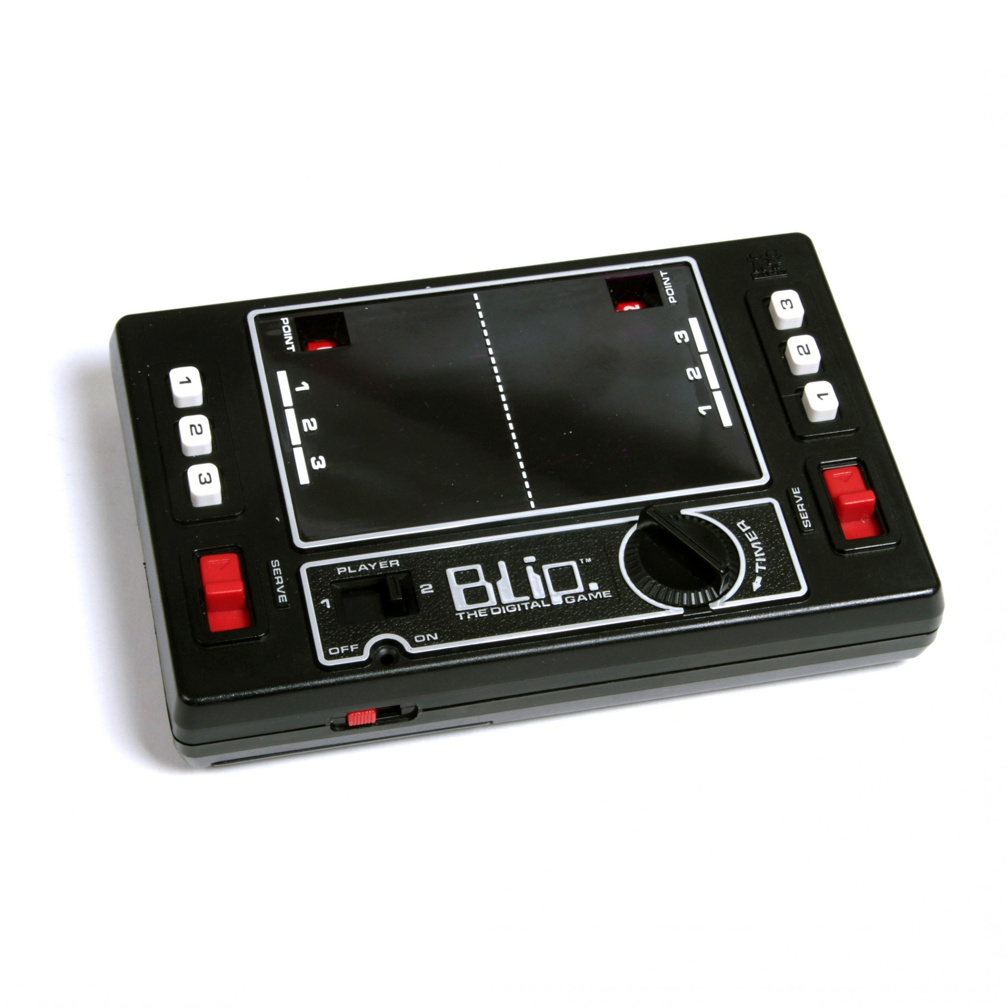 Blip: The Digital Game 1977 [Tomy]