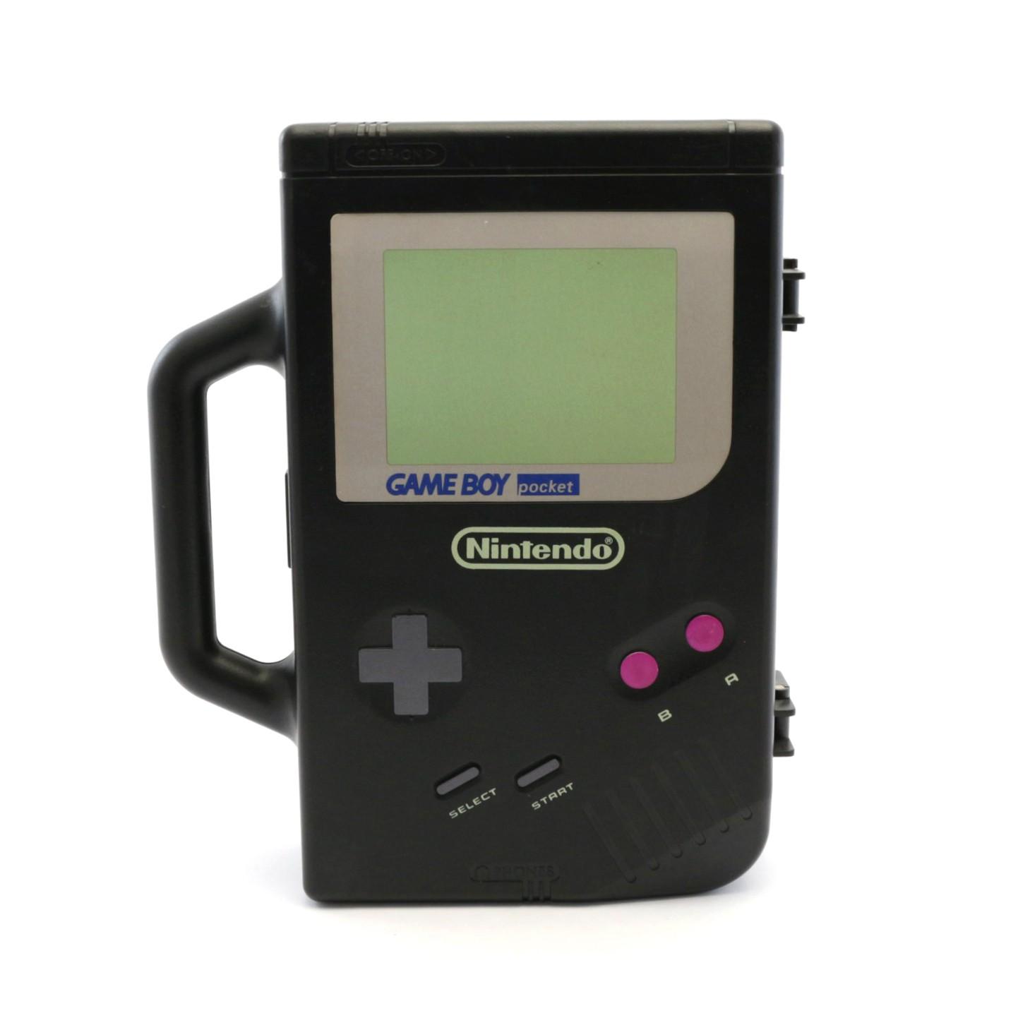 official bag / bag / Hard Case / GB-70 #black [Nintendo]