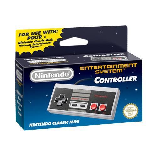 official Classic Mini gamepad [Nintendo]