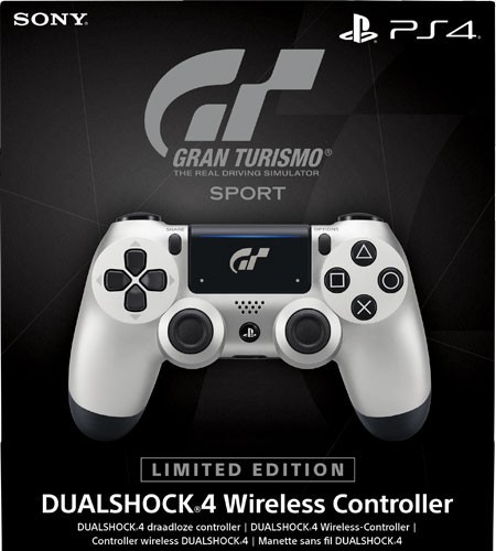 official Wireless DualShock 4 gamepads #Gran Turismo Edition V2
