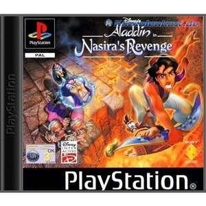 Disney's Aladdin: Nasiras Rache