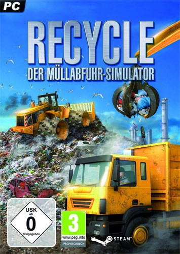 Recycle: Der Muellabfuhr-Simulator