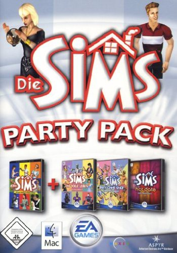Die Sims Party Pack