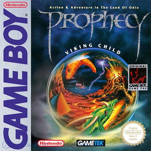 Prophecy: The Viking Child