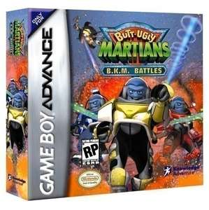 Butt-Ugly Martians: BKM Battles
